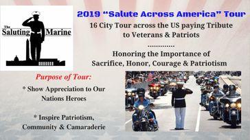 Salute Across America tour
