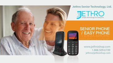 Technology for Seniors or Ageing Consumers