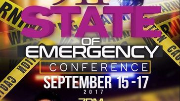 911 STATE OF EMERGENCY CONFERENCE