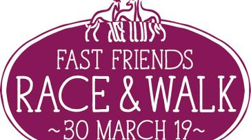 Fast Friends Road Race & Pet Friendly Walk