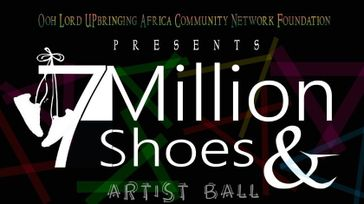 7 million shoes campaign and Artists Ball