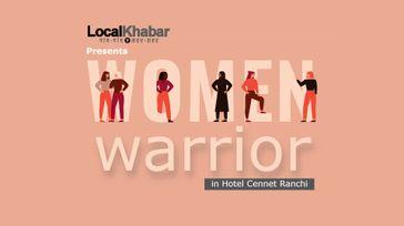 Women Warrior Award 2021on International Women's Day