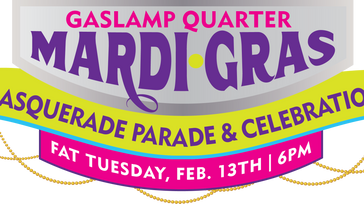 Mardi Gras Parade & Celebration
