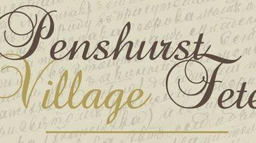 Penshurst Village Fete