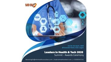 LEADERS IN HEALTH & TECH 2020 -  Awards Ceremony