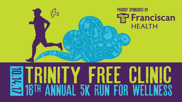 Trinity Free Clinic 5K Run for Wellness