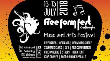 Free Form Music & Arts Festival, 2018!