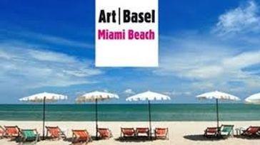 ART BASEL MIAMI/ Broadcast Sponsor