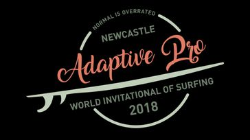 Newcastle Adaptive Pro, World Invitational of Surfing.