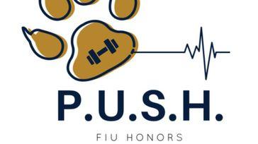 FIU Honors PUSH Spin Class