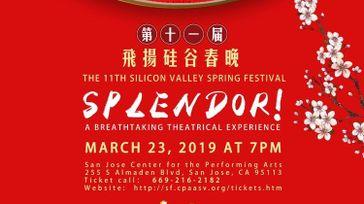 Splendor! 11th Annual CPAA Spring Gala