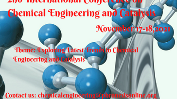 2nd International Conference on Chemical Engineering and Catalysis