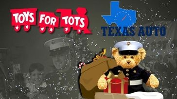 Toys for Tots: Fill the Truck