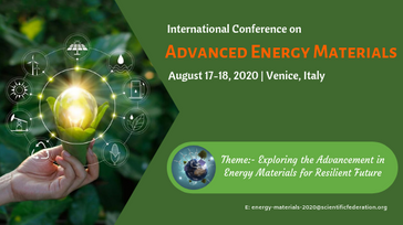 International Conference on Advanced Energy Materials-2020