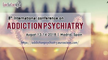 8th International Conference on Addiction Psychiatry