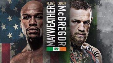 Mayweather v McGregor - Irish Fan Zone