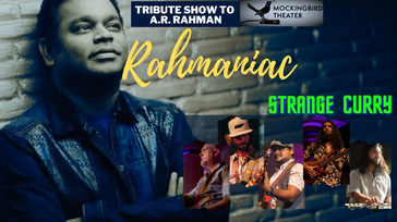 Strange Curry - Tribute to A R Rahman