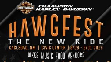 Hawgfest - The New Ride