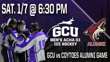 GCU Ice Hockey vs NHL Alumni
