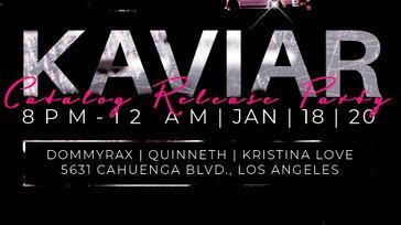 Kaviar Catalog Releas