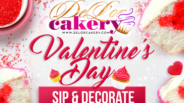 Valentines Day Sip & Decorate