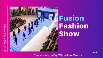 Fusion Fashion Show
