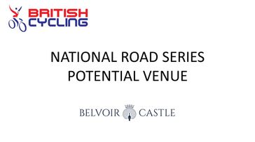 Belvoir National Road Cycling Series Event