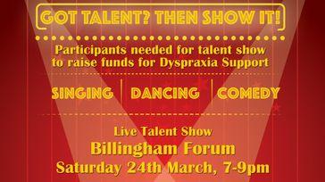 Fundraising Talent Show