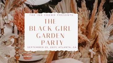 Black Girl Garden Party