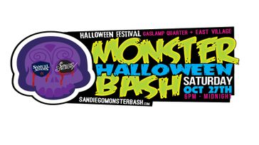 Monster Halloween Bash