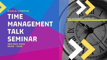 Time Management Talk Seminar