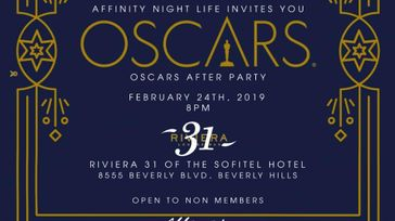 Oscar Awards After Party