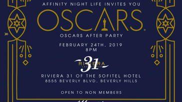 Oscar Awards After Party