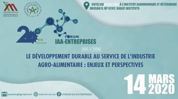 Forum IAA-Entreprises