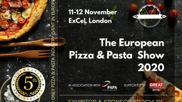 The European Pizza & Pasta Show 2020