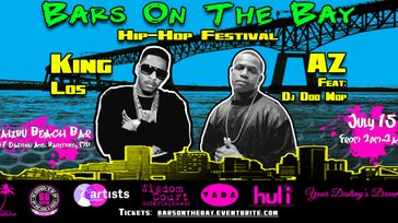 Bars on The Bay: Hip Hop Festival