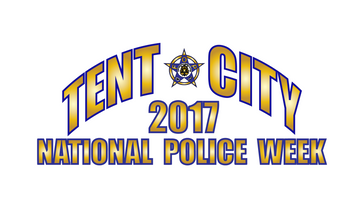 Police Week - Tent City 2017