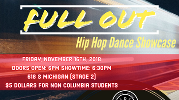 FULL OUT - Hip Hop Dance Showcase