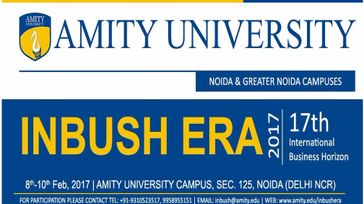 17th INBUSH era World Summit 2017