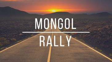 2018 Mongol Rally