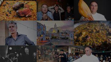 Paella Pro-Am: A Bourdain/José Andrés Event