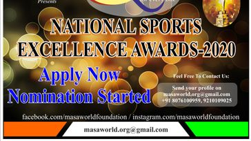 National Sports Excellence Awards 2020
