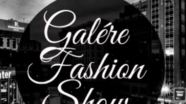 The Galère Fashion Show