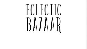 Eclectic Bazaar: Community. Culture. Collaboration.