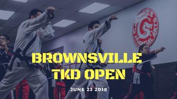 Brownsville BJJ/TKD Open Tournament