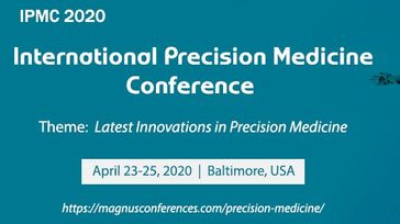 International Precision Medicine Conference 2020