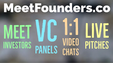 MeetFounders Virtual VC Investment Events
