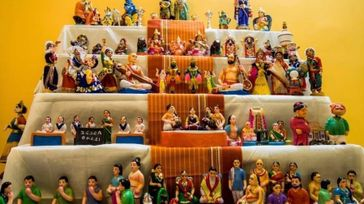 Bombe Habba- Dassara dolls