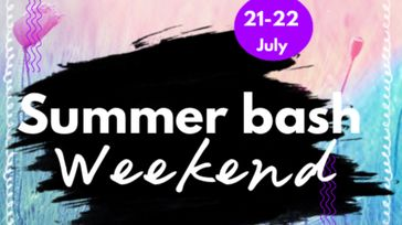 Summer bash weekend