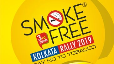 Smoke Free Kolkata Rally 2019